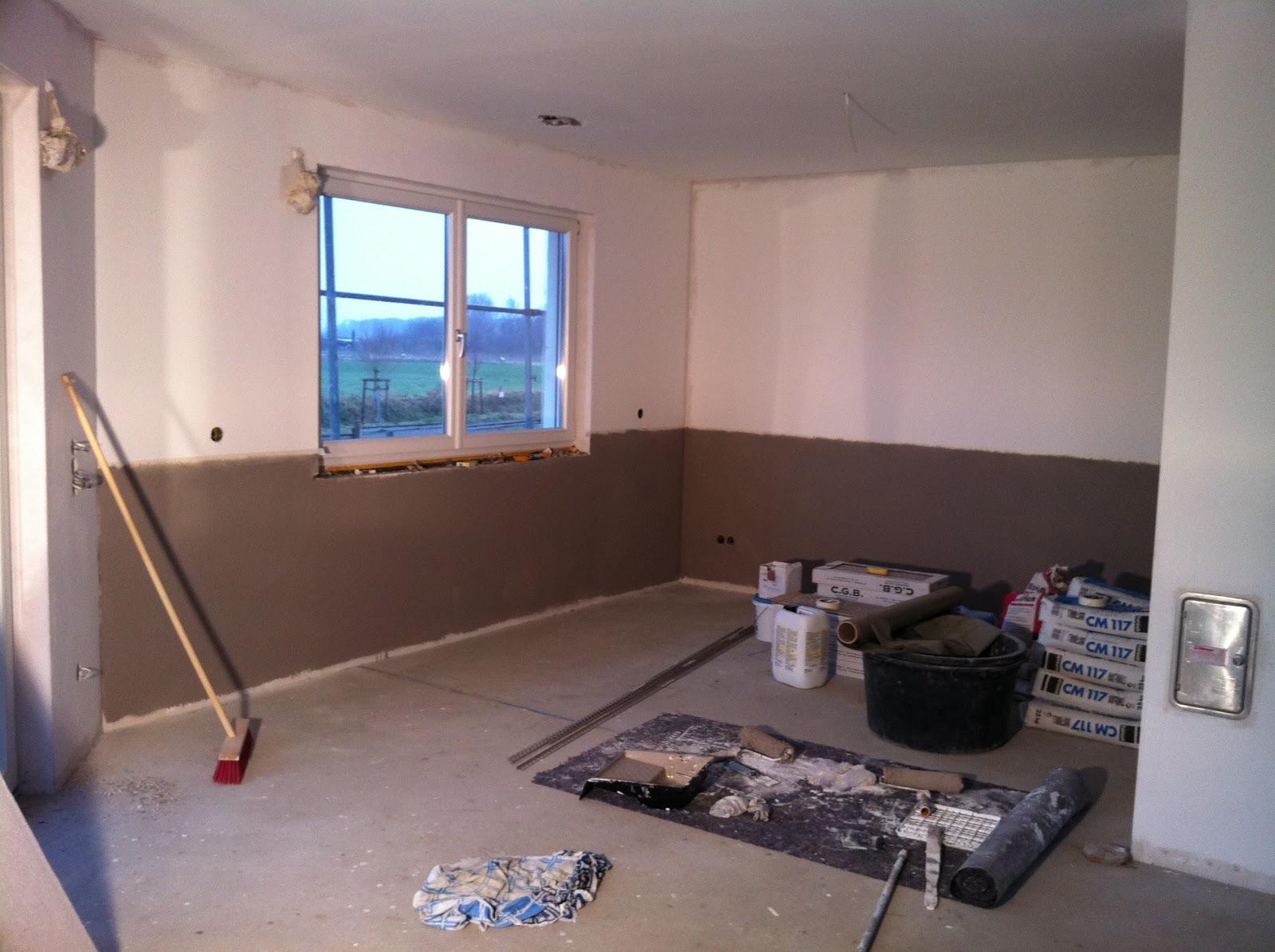 unser bauvorhaben spachteln schleifen verfugen und streichen. Black Bedroom Furniture Sets. Home Design Ideas