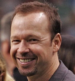 2007 Undefeated Fishbowl Champion Donnie Wahlberg