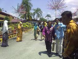 Persaraan Mantan Pengetua, Ogos 2010