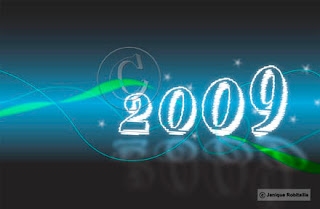 image graphique pour l'annee 2009