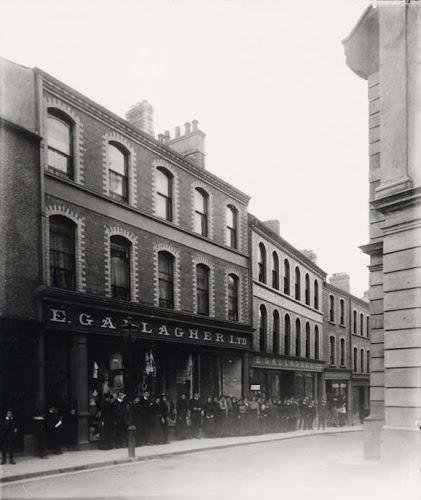 E Gallagher upper main street