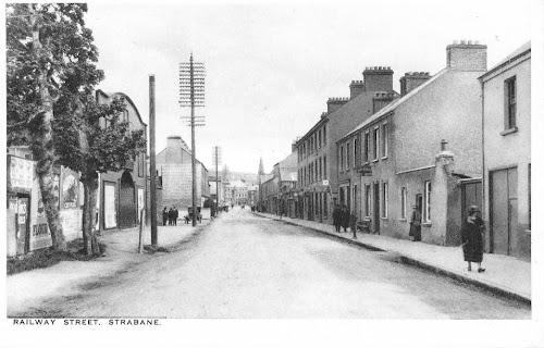 Railway Road c1930