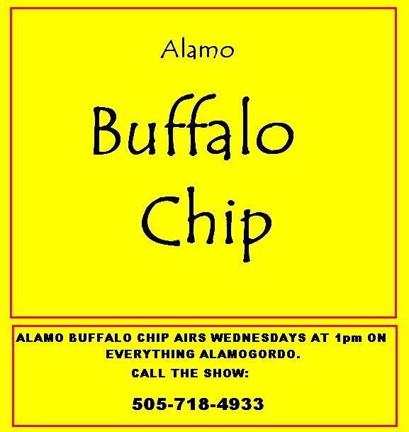 Alamo Buffalo Chip