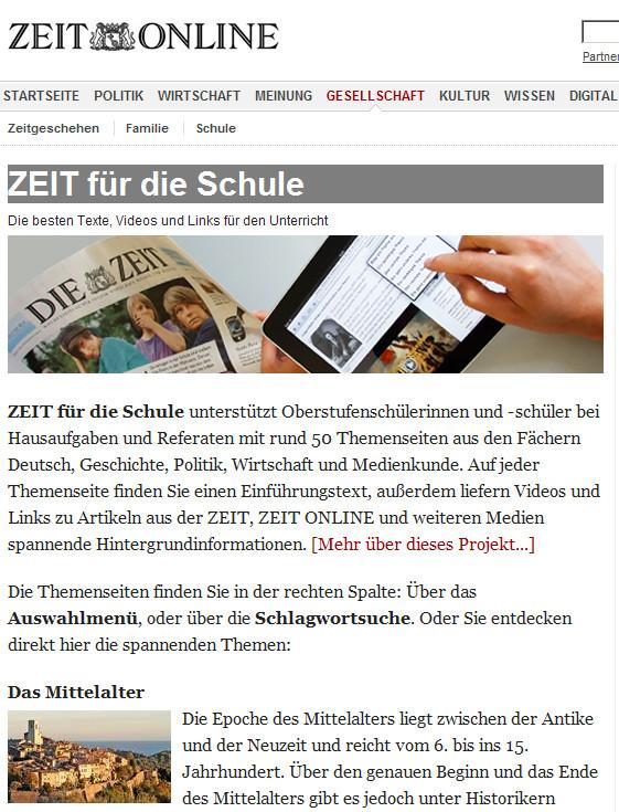 zeit online entscheidungen treffen Bremerhaven