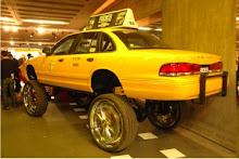 Si no arreglan las calles de Comodoro Rivadavia, comenzaremos a utilizar éste tipo de taxis