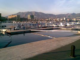 Paseando por el puerto