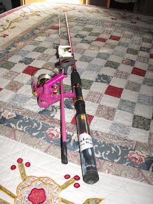 Marian 39 s hunting stories etc etc etc my new for Roddy hunter fishing rod