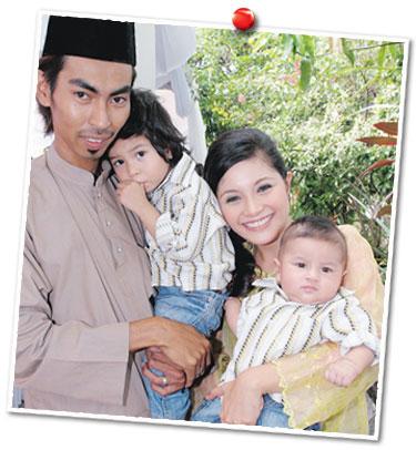 CERiTAku CERiTAmu::: ANNE NGASRI selamat melahirkan anak ketiga