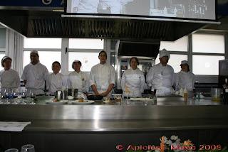 Escuela De Cocina Gamarra | Comentarios Sobre Eventos Gastronomicos La Escuela De Hosteleria