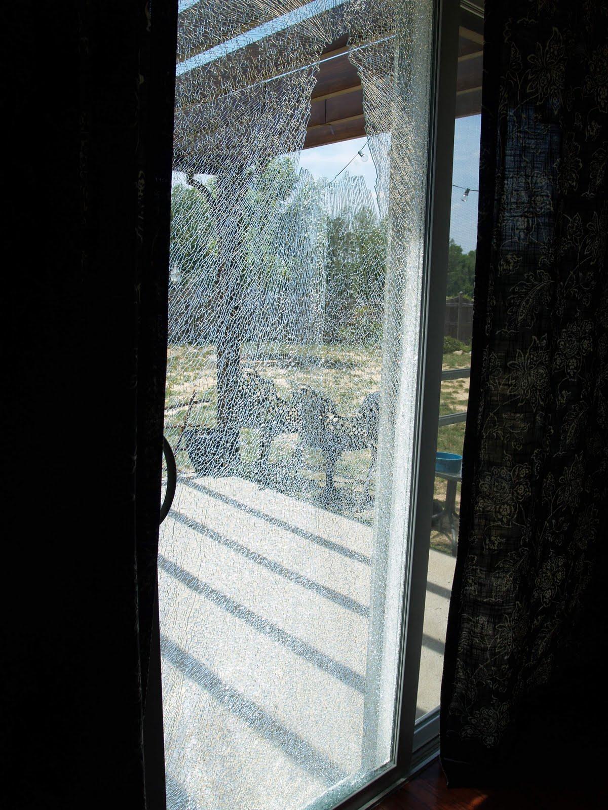 Terrific sliding glass door glass shattered photos exterior ideas sliding glass door glass shattered planetlyrics Gallery
