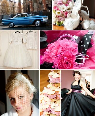 The 50s Style Wedding Blog
