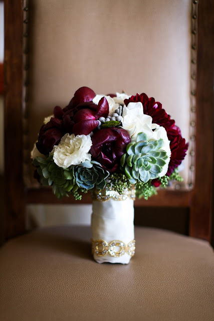 sunstone-winery-wedding-succulent-peony-bouquet