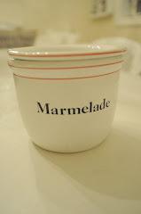 Marmelade Krukke