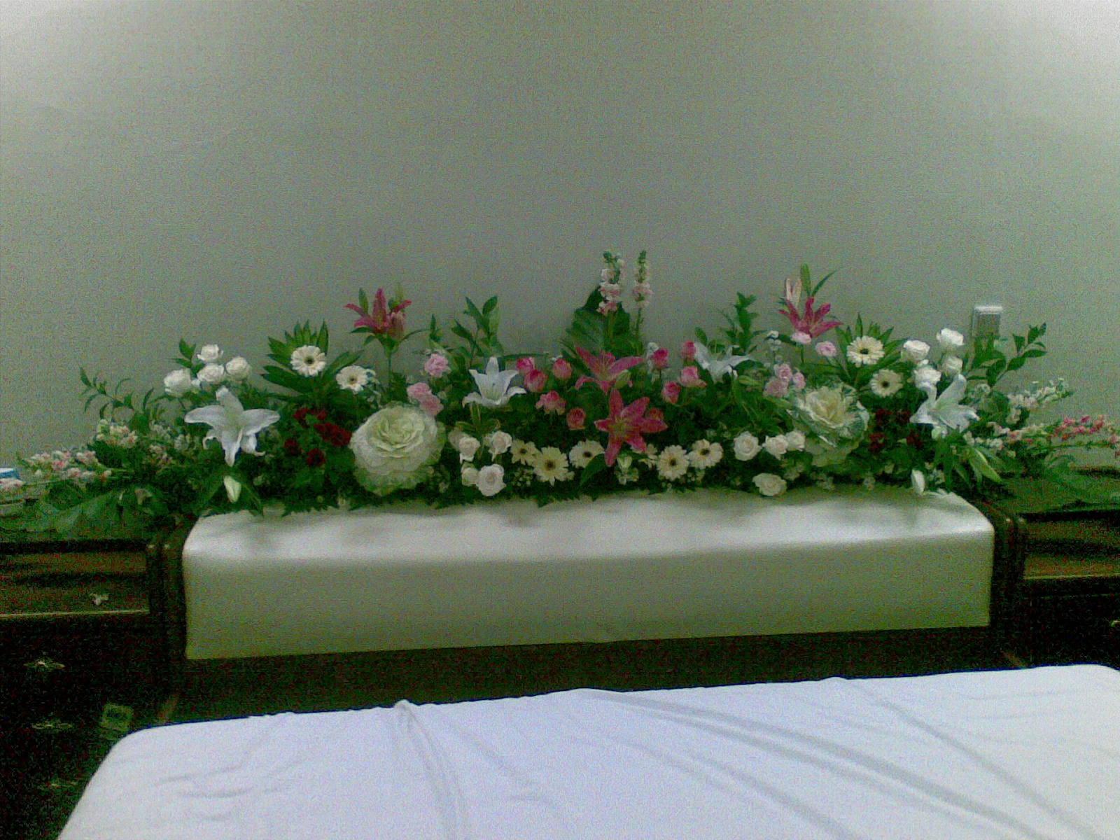 Olivia Wedding Decoration: Rangkaian Kamar Pengantin