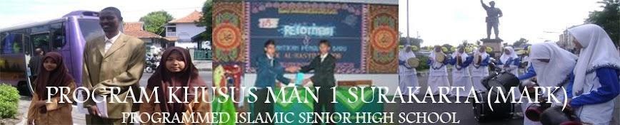 Madrasah Aliyah Program Khusus Surakarta
