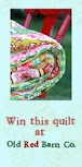 Gane un quilt