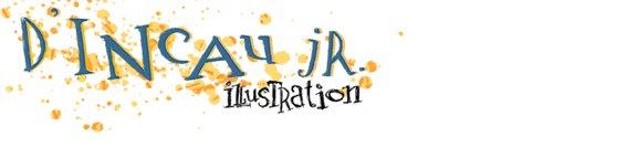 dave d'incau jr. illustration