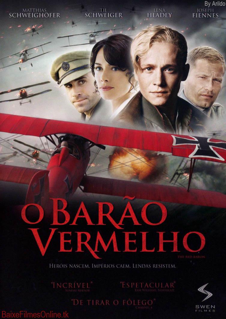 O Barão Vermelho – Dublado – 2010