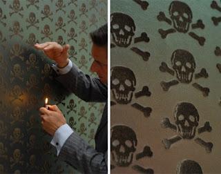 Papier peint pour cuisine blanche fort de france annonce - 4 murs barentin ...