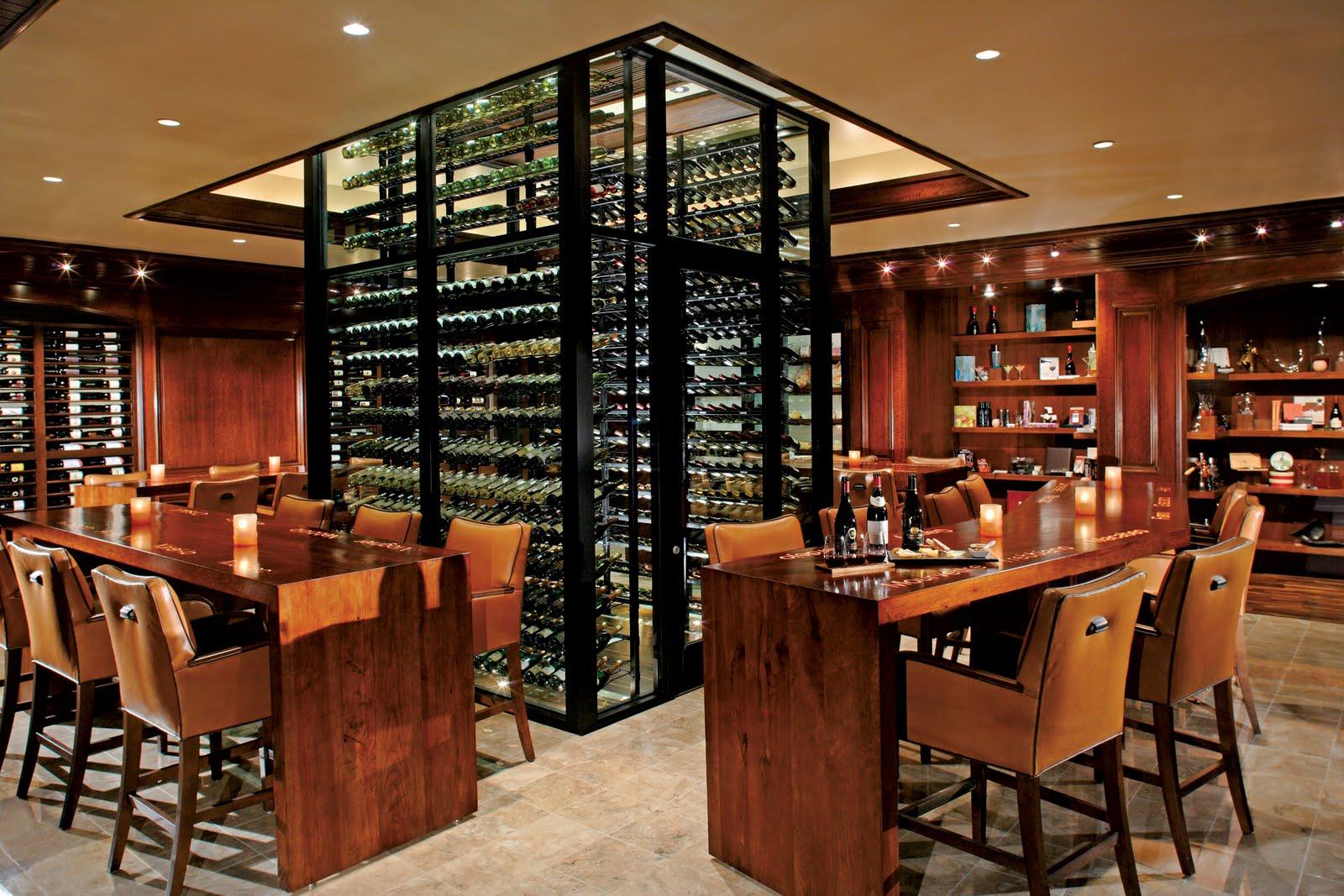 The supreme plate eno at ritz carlton laguna niguel for Custom wine bar
