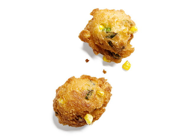 Special Request Recipe Of The Day: Spicy Corn Fritters