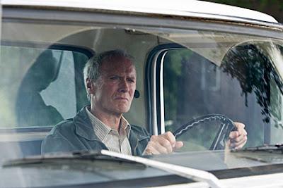Nejčastější pohled Clinta Eastwooda