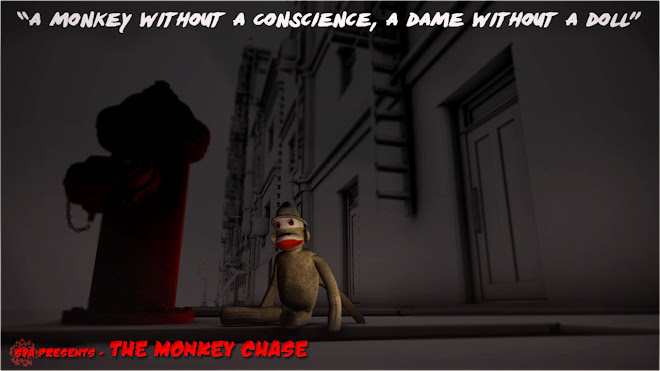the monkey chase