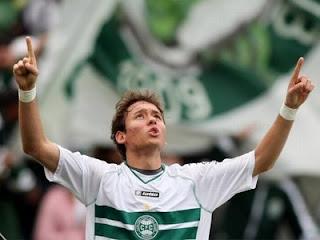 Keirrison Barcelona Palmeiras Brazil