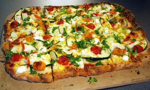 Recipes Of Pizza: Pizza White Sauce Recipe
