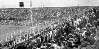 (Viejo) Gasómetro. Estadio de San Lorenzo
