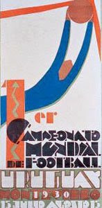 Poster Uruguay 1930