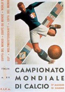 Poster Italia 1934