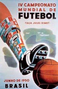 Poster Brasil 1950