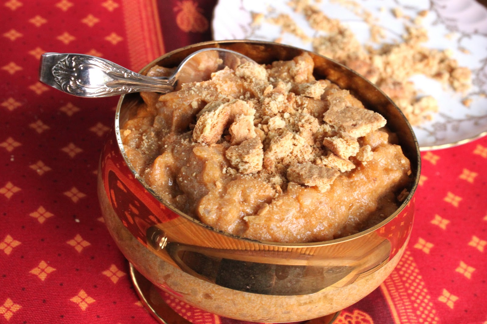 Pumpkin Rice Pudding Recipe — Dishmaps