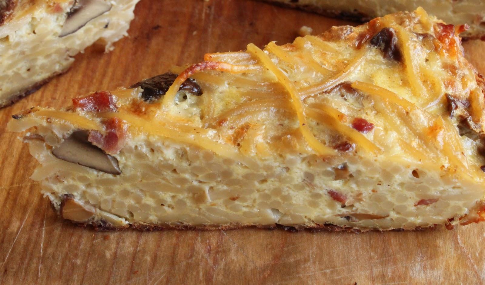 Запеканка с макарон фото пошаговый рецепт