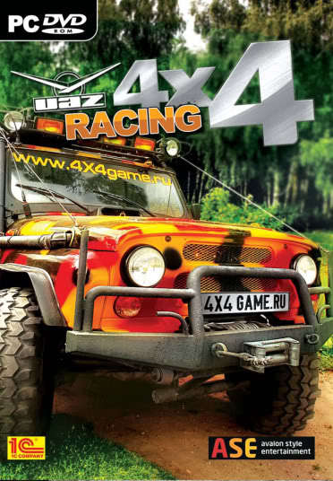 UAZ Racing 4X4 pc game highly compressed version