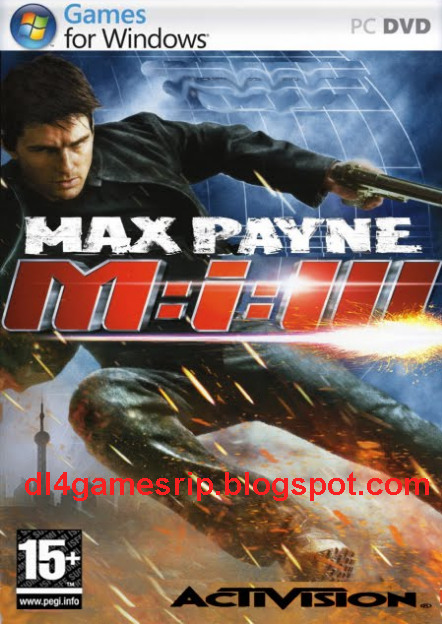 mission impossible game pc. Max Payne Mission Impossible 3