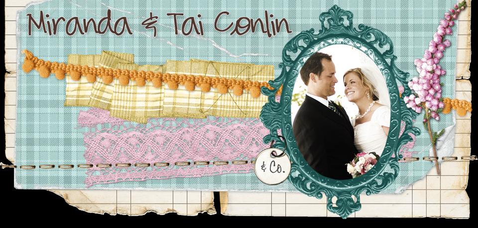 Miranda and Tai Conlin