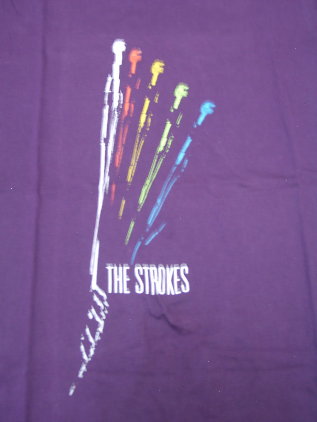 Blur SpiraL Bundle: Baju Band The Strokes