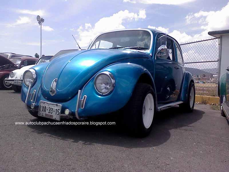 Auto Club Pachuca Enfriados por Aire 2.0: Vochos Pachuca, en la ...