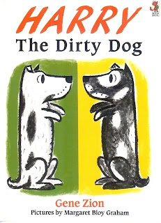 Kids' Book Review: Review: Harry the Dirty Dog