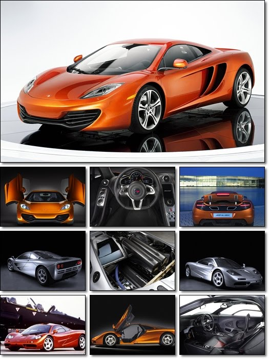 Grand Auto Wallpapers Pack 9 Mclaren