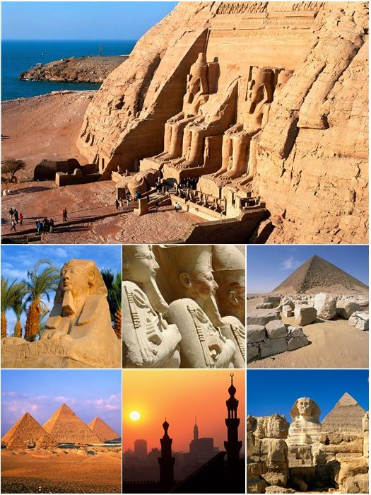 Egypt Beautiful Places Wallpapers Pack