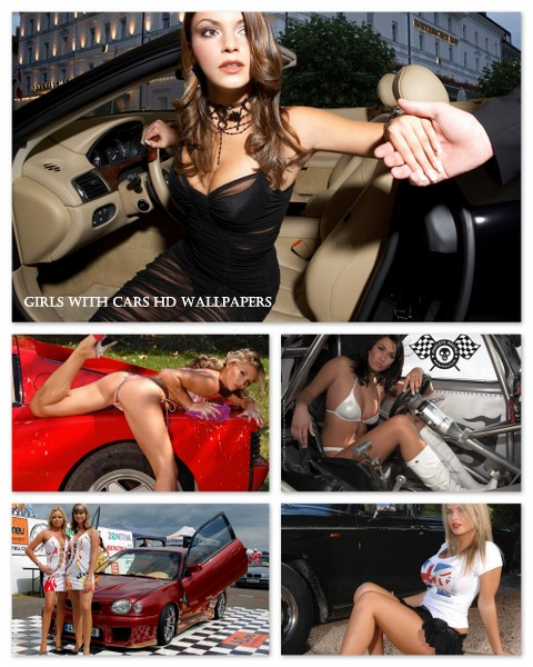 wallpapers of cars with girls. wallpapers of cars with girls.