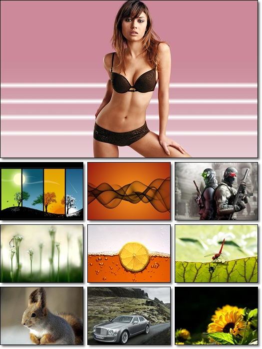 Airena Wallpapers Pack 71