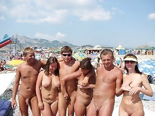There are plenty of nude beaches in Europe and some in the US.