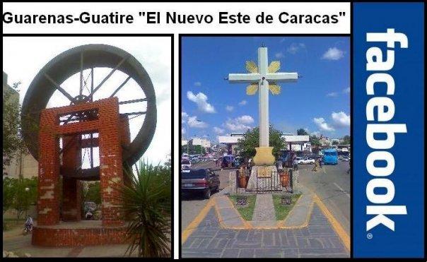"""Guarenas-Guatire """"El Nuevo Este de Caracas""""."""