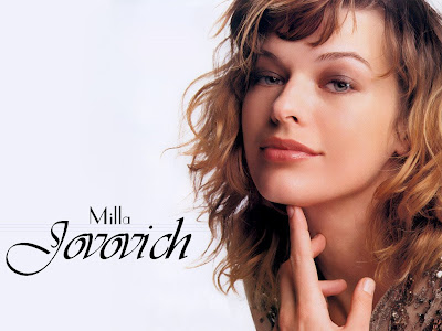 milla jovovich nipple. milla jovovich quincy jones