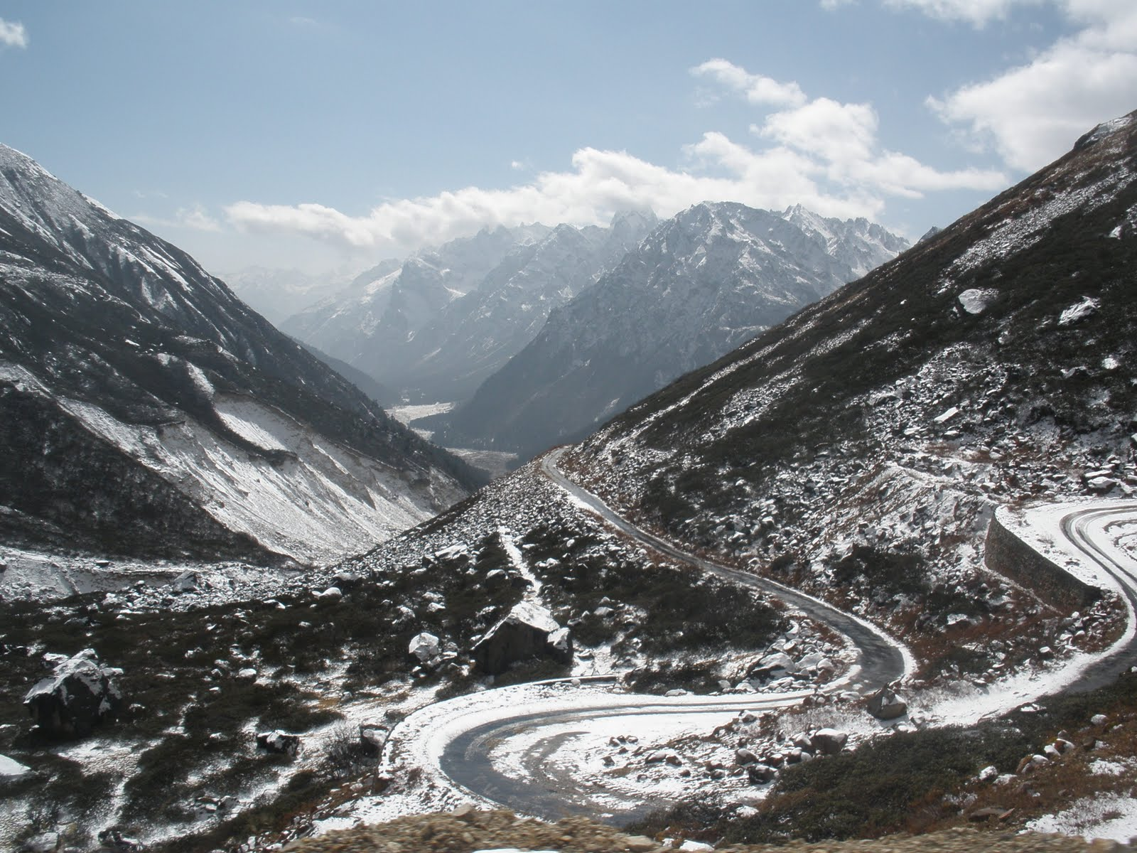 Sikkim And Beyond Yumthang Valley II North Sikkim India