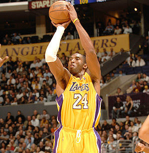 Kobe Bryant Biography & Pictures